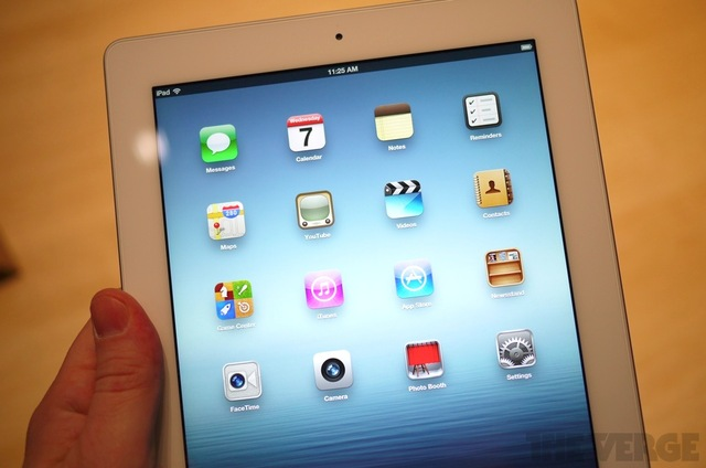 Sources: Apple's new iPad makes the leap to 1GB of RAM