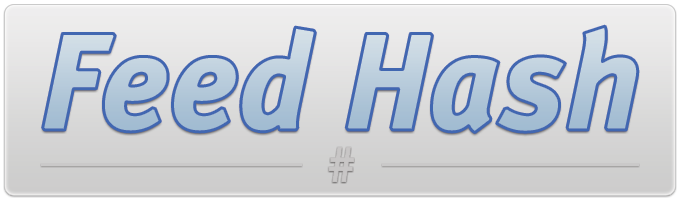 Feed Hash - Feed # - Feedhash news aggregator logo